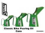 Seeley Classic Bike Oil Cans Set PC00061